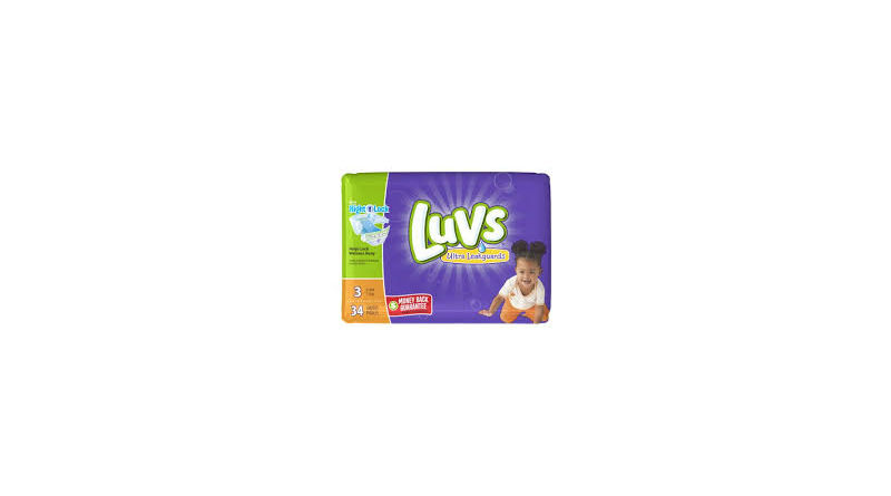 King Soopers, Kroger, and Kroger Affiliates: Luvs Diapers for $3.99!!!