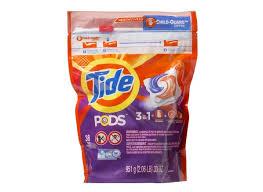 King Soopers, Kroger, and Kroger Affiliates: Tide Pods, 20 ct for $5.99