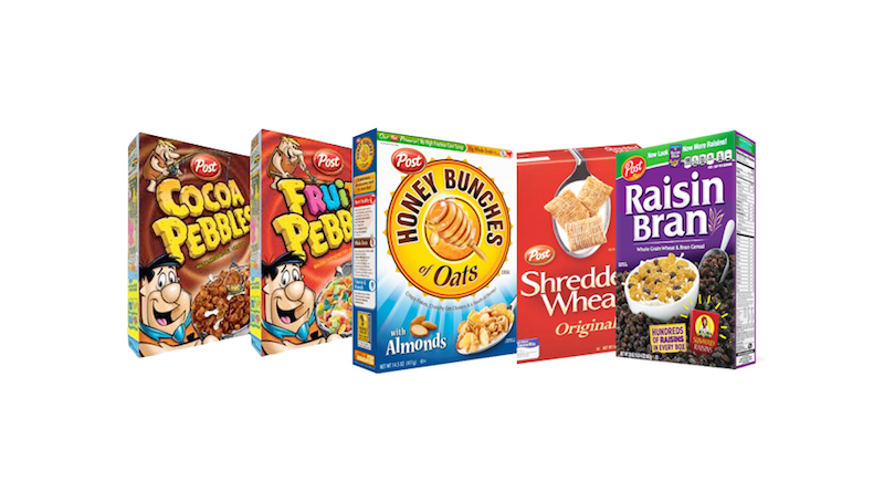 Post Cereal for $1.50 at Ralphs with Printable Coupon!