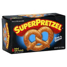Super Pretzel Soft Pretzels for $0.99 at King Soopers!!!