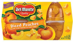 Del Monte Fruit Cups for $0.25 at Dollar Tree!! Printable Coupon Deal!!