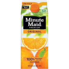 Get Minute Maid Orange Juice for $1.44 at Shop Rite!! Printable Coupon Deal!!