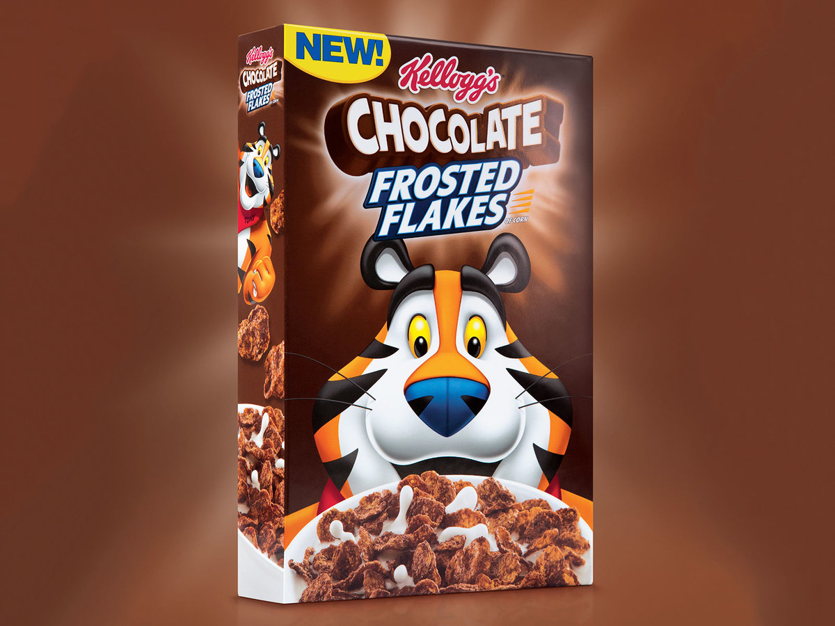 Kellogg's Chocolate Frosted Flakes for $0.49 at King Soopers!!!!