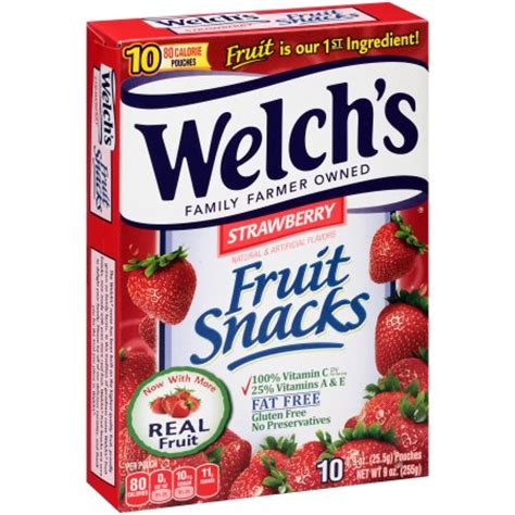 Welch's Fruit Snacks FREE at King Soopers after Rebate!! No coupons Needed!!