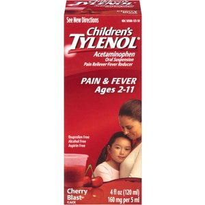 Children's Tylenol & Motrin Deal at Walmart!!