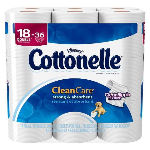 Scott, Kleenex & Cottonelle Deal at Walgreens! Printable Coupon!