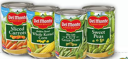Del Monte Canned Vegetables for $0.39 at ShopRite with Printable Coupon!