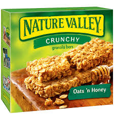 Nature Valley Bars for $1.49 at King Soopers!