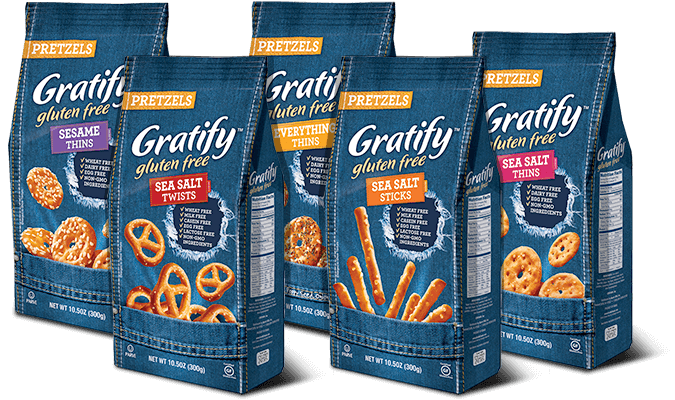 Gratify Pretzels for FREE at Rite Aid! Printable Coupon Deal