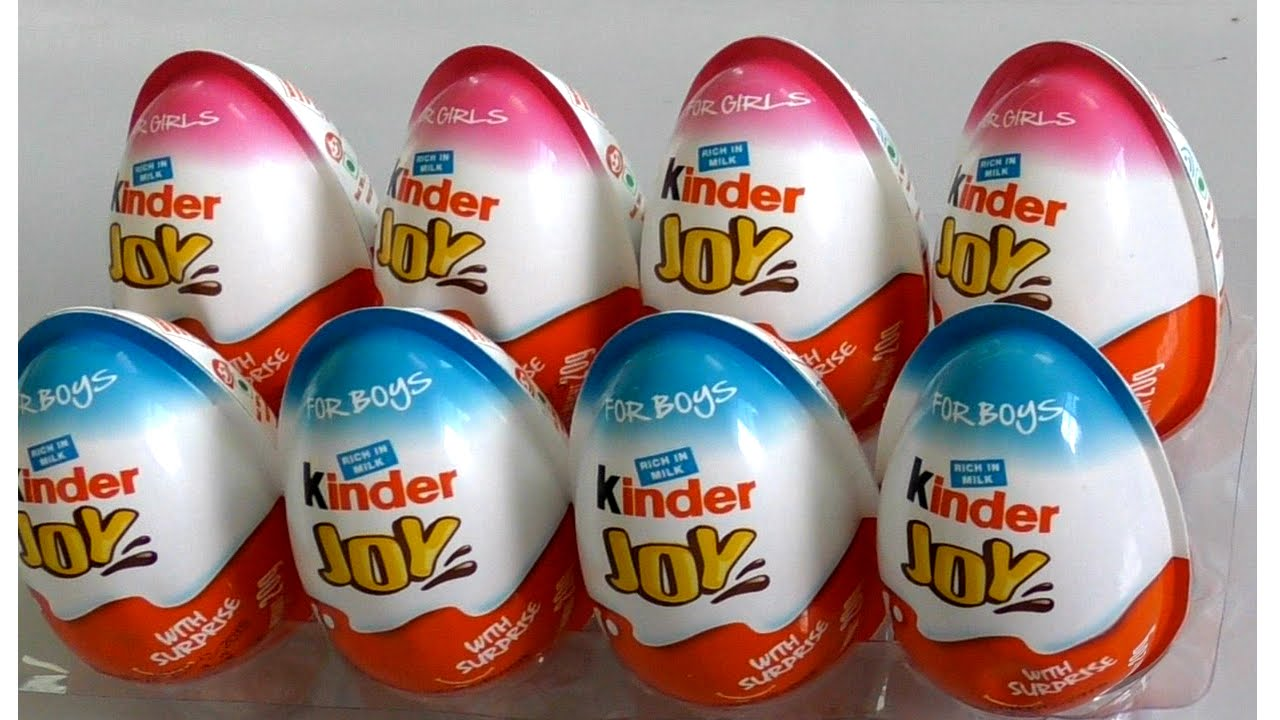 Kinder Joy Chocolate Eggs Deal at Walmart! No Coupons Needed!!