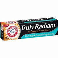 Arm & Hammer Truly Radiant & Strong Toothpaste for FREE at Rite Aid!!!
