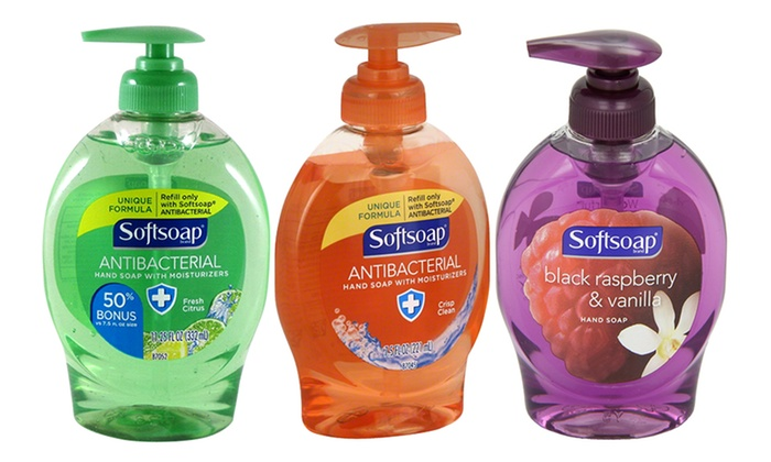 Softsoap Handsoap for $1.00 at Albertson's with printable coupon