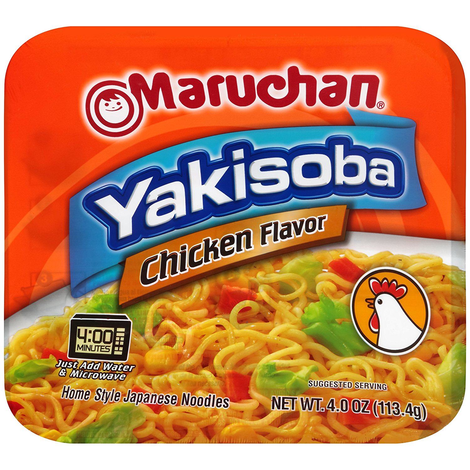 Maruchan Yakisoba Noodles for $0.36 at Albertsons