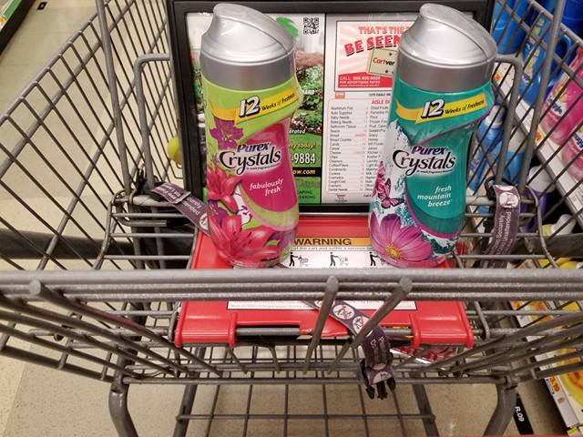 Cheap Purex Crystals at Walmart!