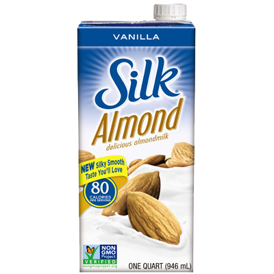 Silk Almond Milk Deal at Walmart! Printable Coupon Deal!