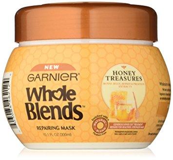 F-R-E-E Garnier Whole Blends Hair Mask at Meijer!