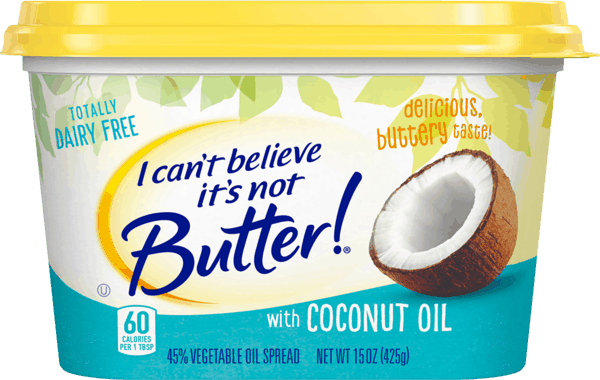 I Can't Believe It's Not Butter! with Coconut Oil Only $0.75 at Meijer!