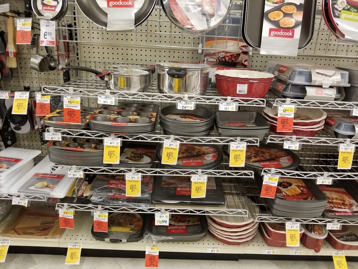 HUGE CLEARANCE!!! Kitchenware up to 50% off at Safeway!!