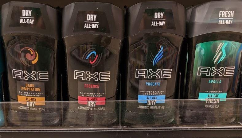 Axe Deodorant Money Maker at Target!