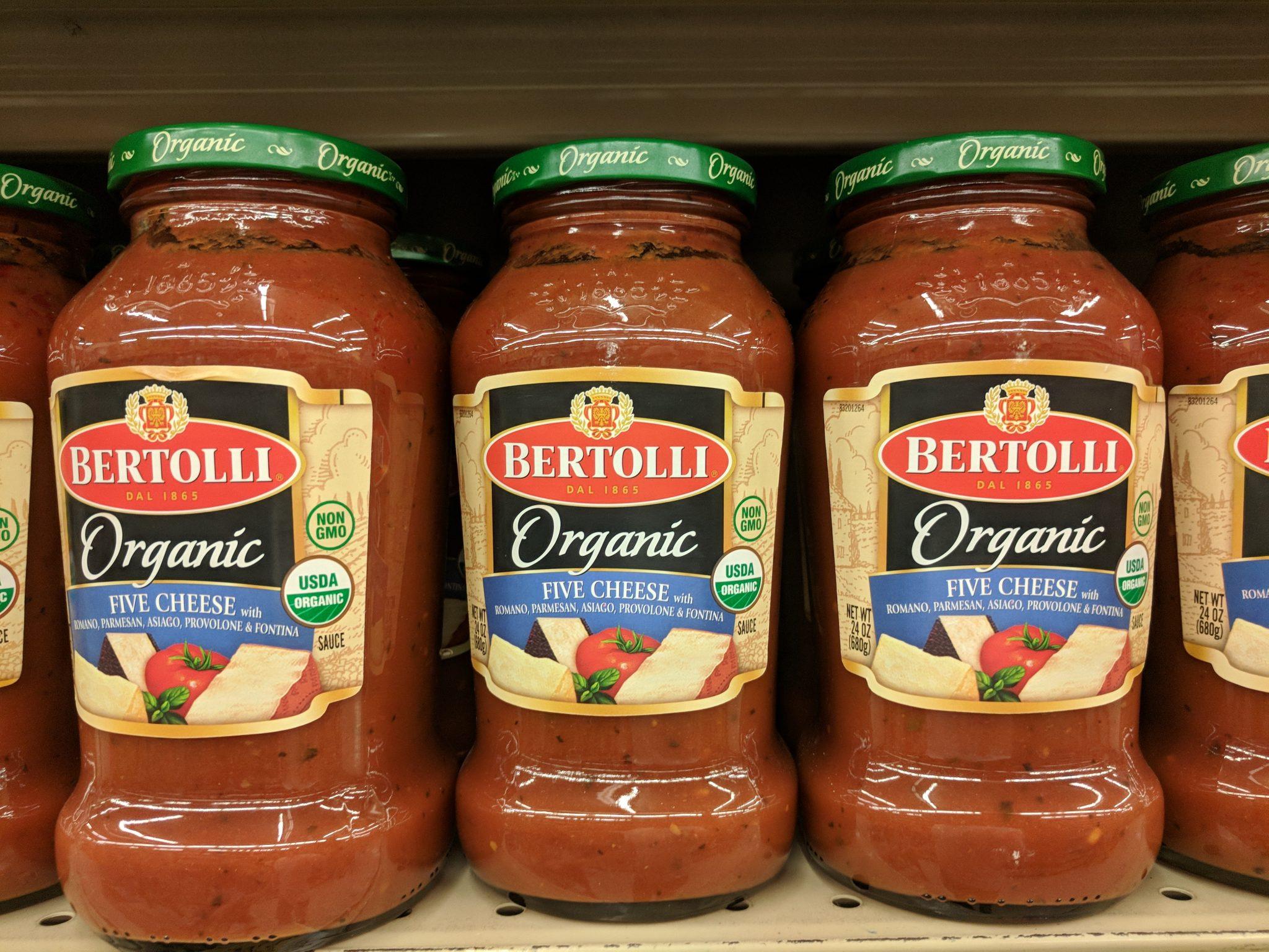 Bertolli Pasta Sauve for $0.58 at Publix!!!