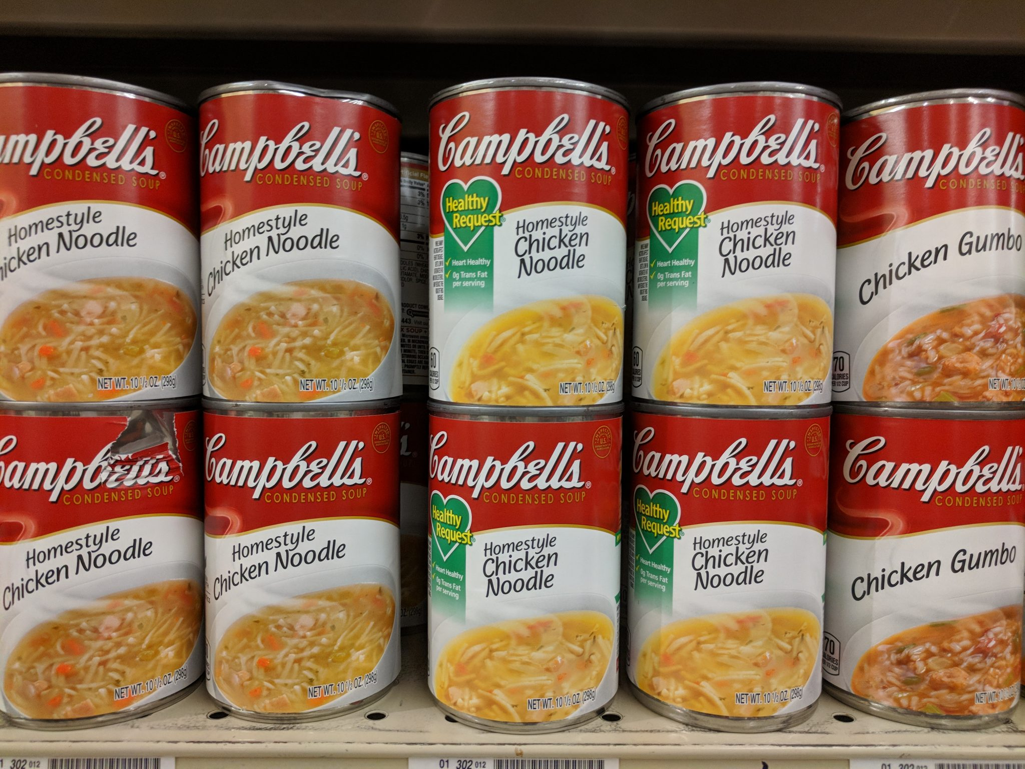 Stock UP on Campbell's Soups at Dollar General!! Digital Deal!