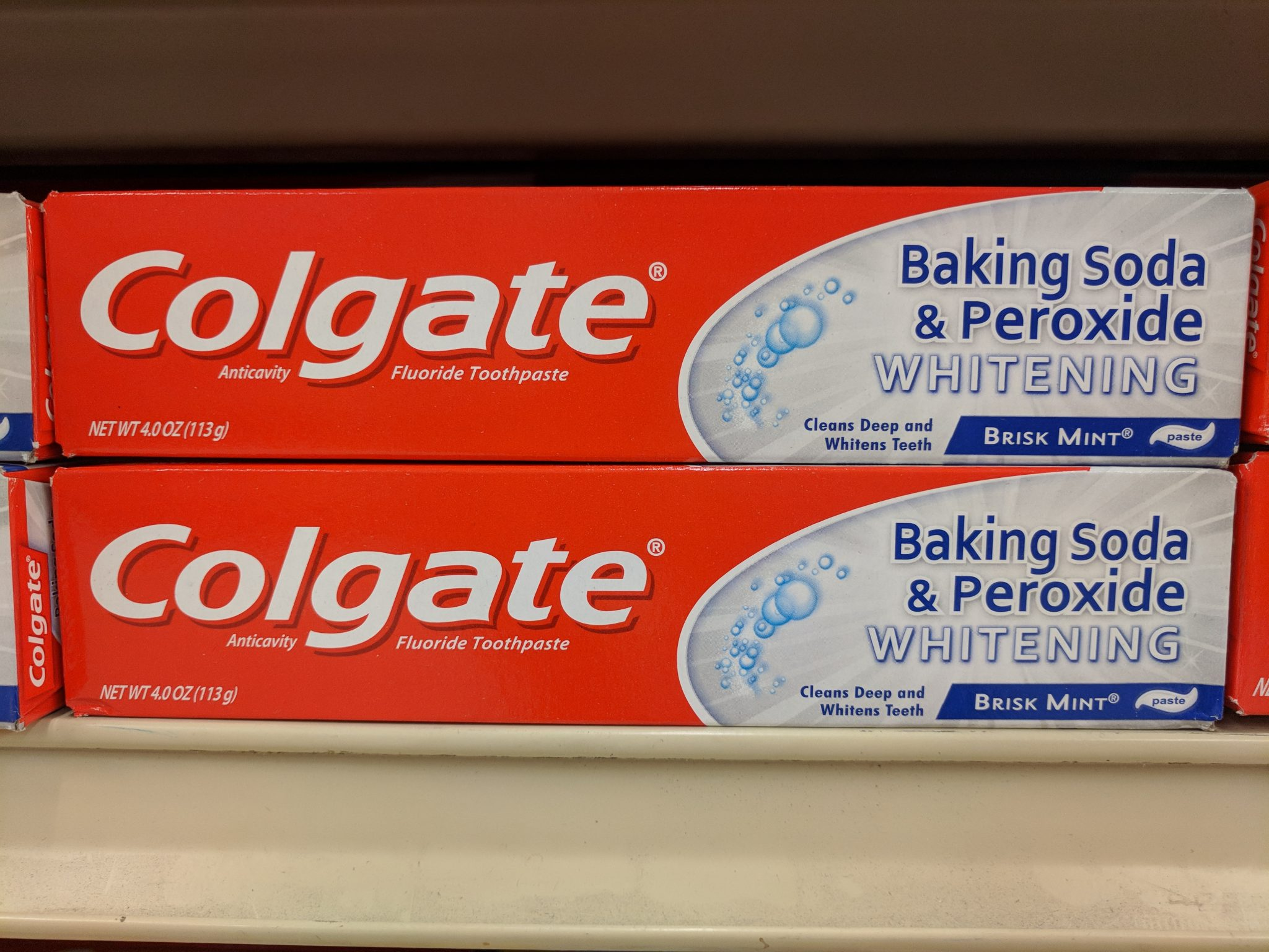 Colgate Toothpaste for FREE at Safeway!!