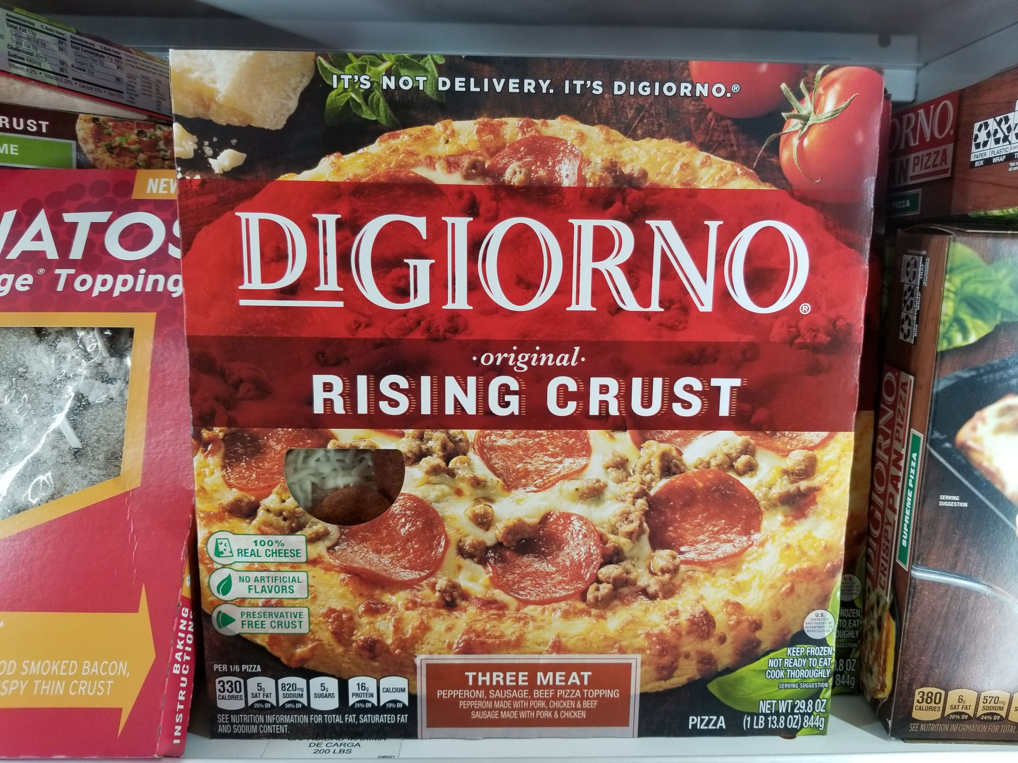 DiGiorno Rising Crust Pizza Digital Deal at Walgreens!