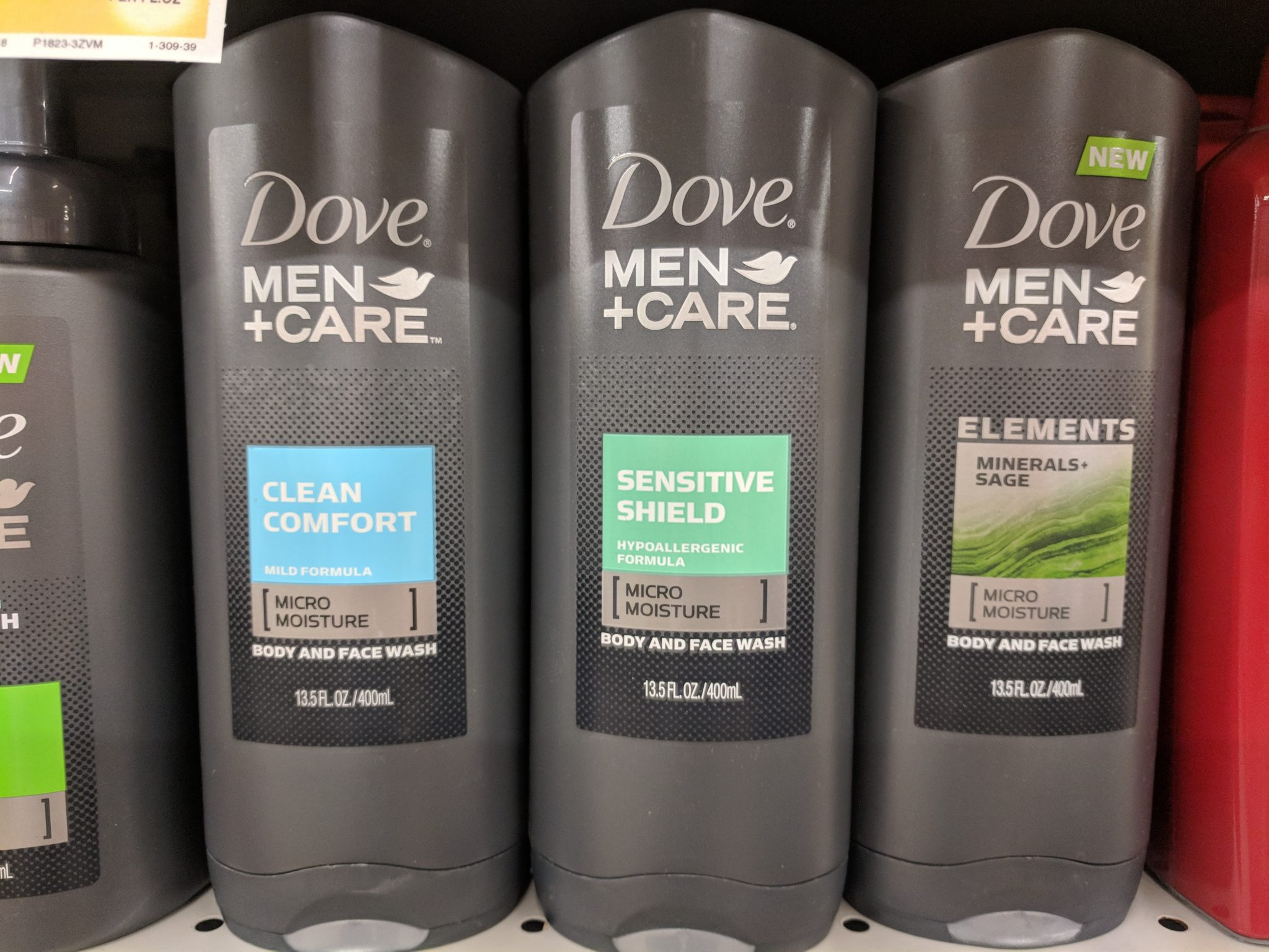 Dove Men+Care Shampoo & Conditioner for FREE at King Soopers!!