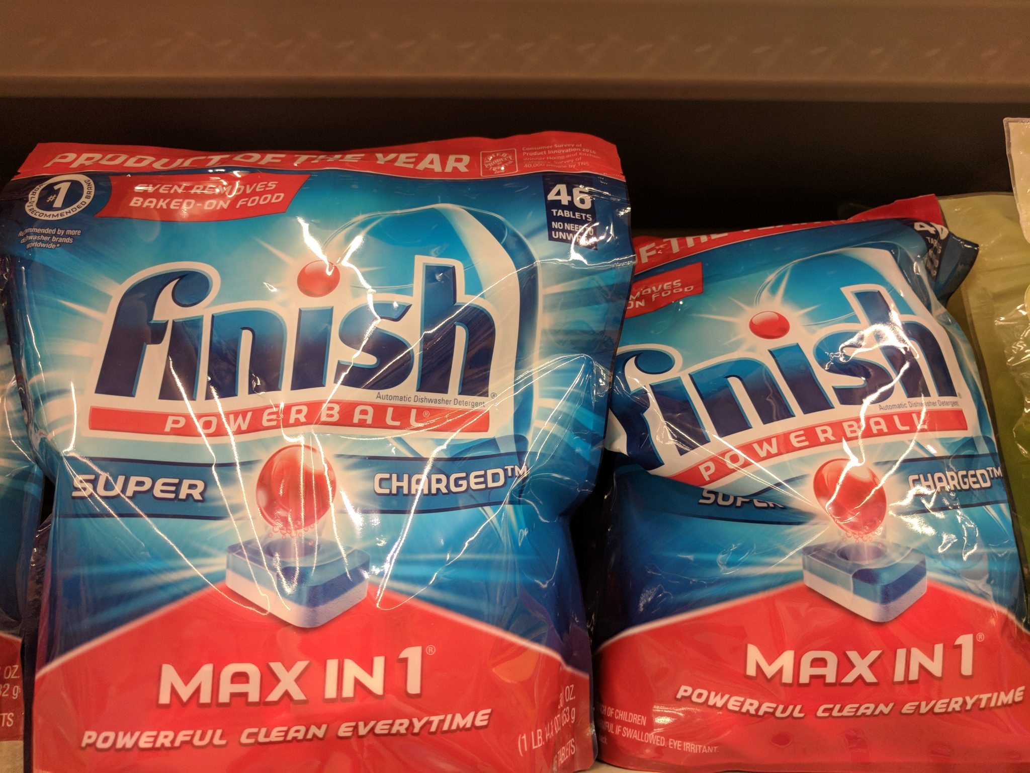 F-R-E-E Finish Max In 1 At Dollar Tree!!