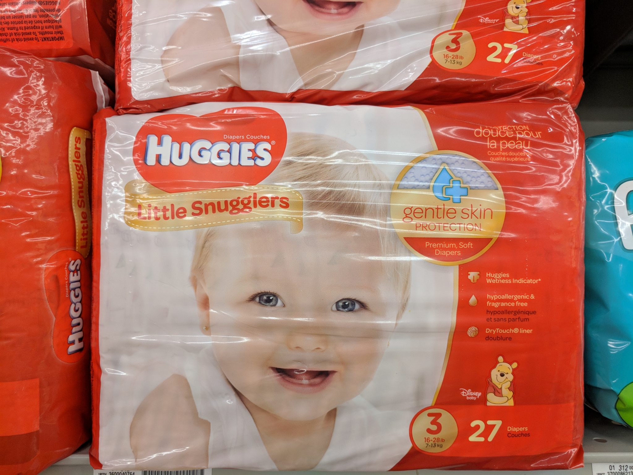 Huggies Diapers and Huggies Pull Ups ONLY $2.83 at Rite Aid! GO! GO! GO!
