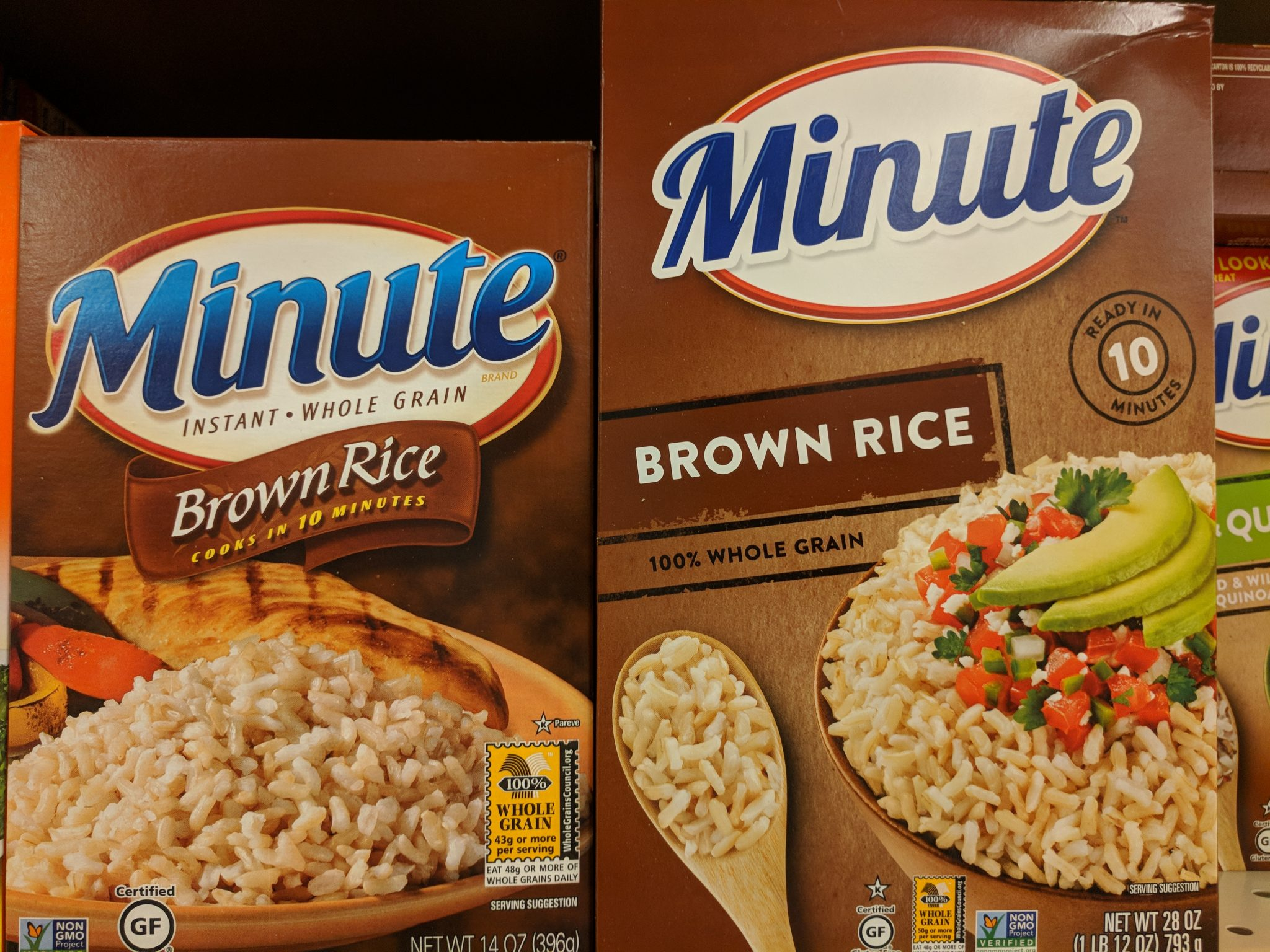 Minute Rice CHEAP at Dollar General!! No Coupons Needed!!