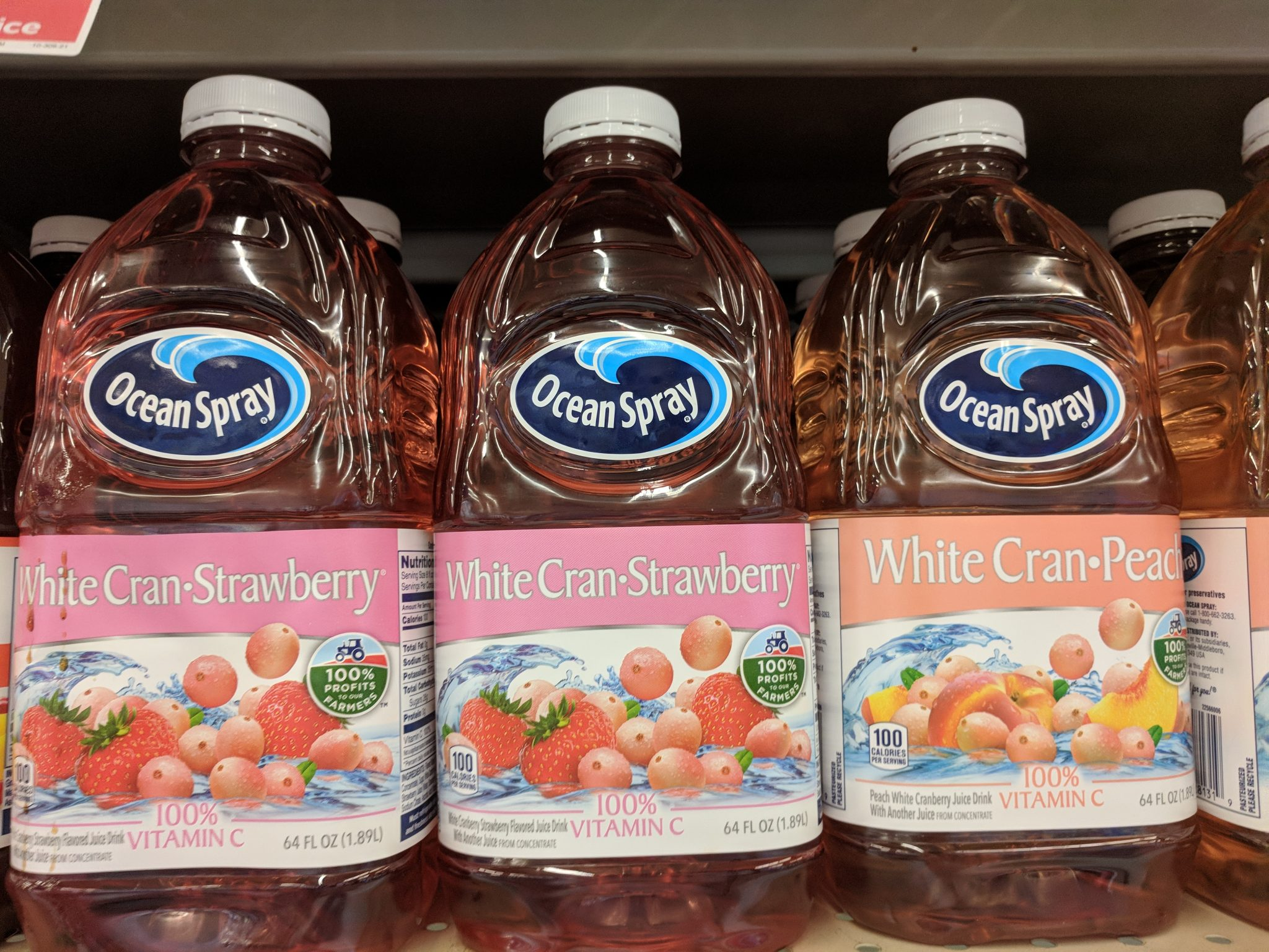Stock UP on Ocean Spray Juice at Publix!! Printable Deal!!