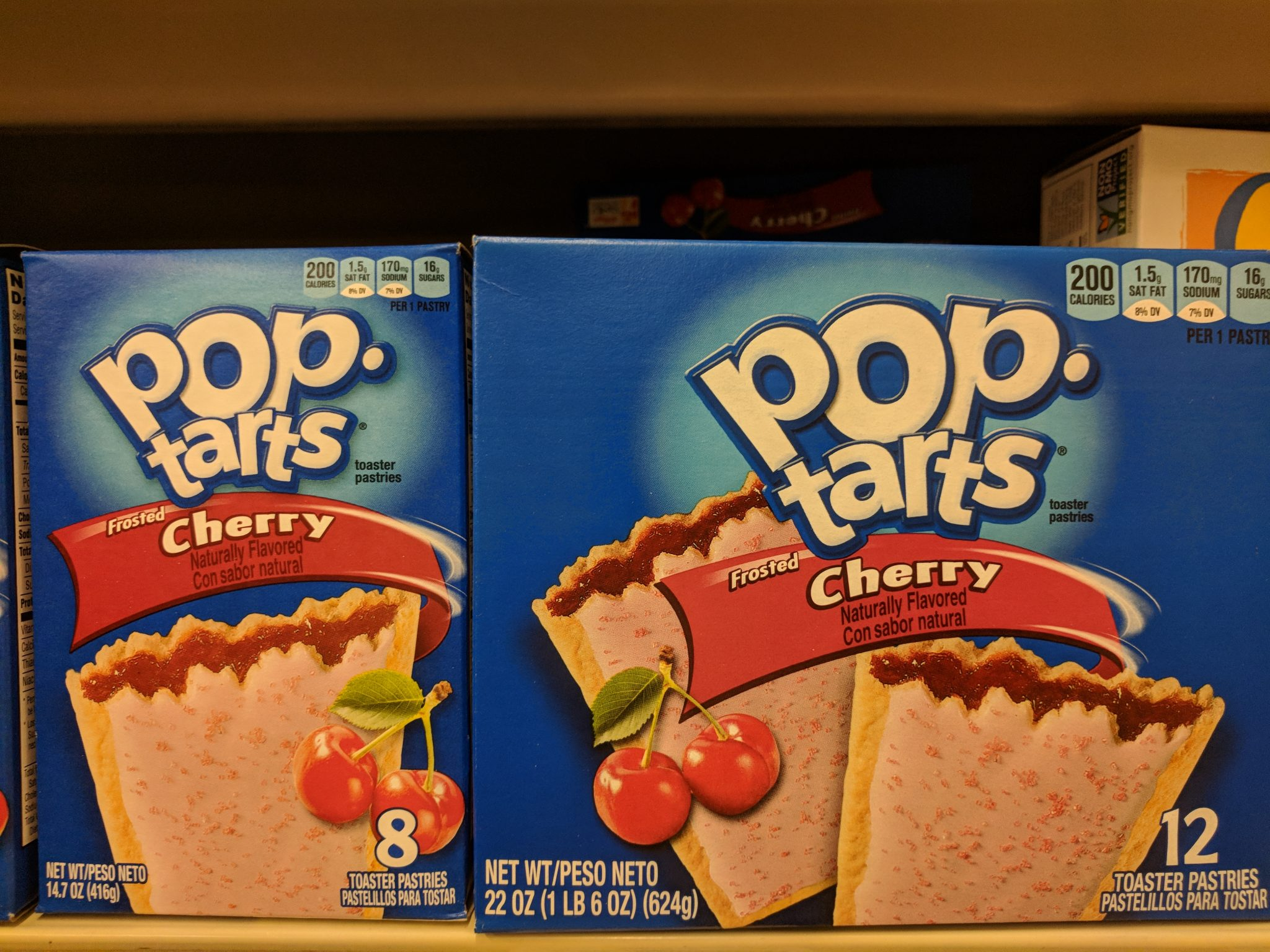 Pop Tarts for STOCK UP Price at Safeway!!