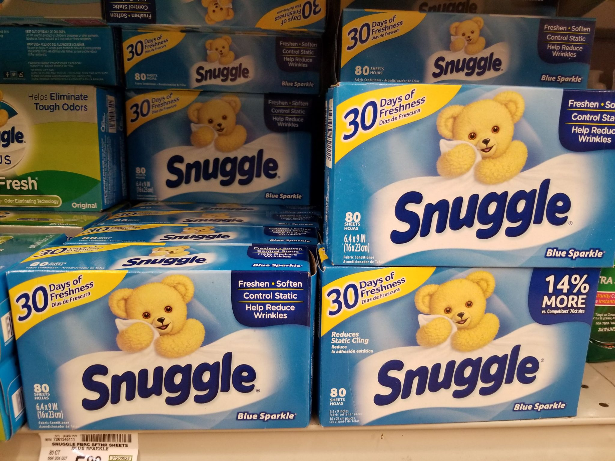 GO! Snuggle Digital Deal at Family Dollar!! Liquid or Dryer Sheets!