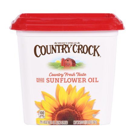 Country Crock with Sunflower Oil Only $0.78 at Walmart! Rebate Deal!!