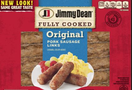 F-R-E-E Jimmy Dean Sausages at Dollar Tree!!