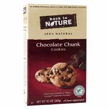 Back to Nature Cookies for $0.60 at Publix!