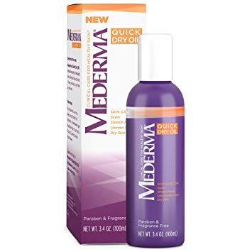 Mederma Quick Dry Body Oil Only $2.99 at Target! Reg $19.99! Printable Coupon!