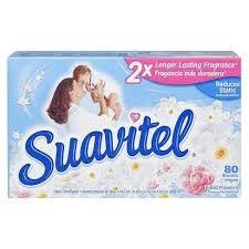 AMAZING Price on Suavitel Dryer Sheets at Walmart!!! No Coupons Needed!!