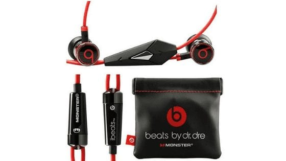 RUN!! Get Dre iBeats In-Ear Headphones for $12.32 ($99.99)!! Black Friday Deal!!