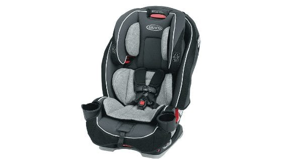 Graco SlimFit 3-in-1 Convertible Car Seat for only $160.99 (Reg. $229.99)