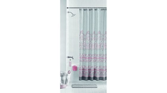 Mainstays Paisley Kagney 14 PC Bath Set with Noodle Rug AND Shower Curtain for Only $7.98 (Reg. $25.98)!!! Online Deal!!!