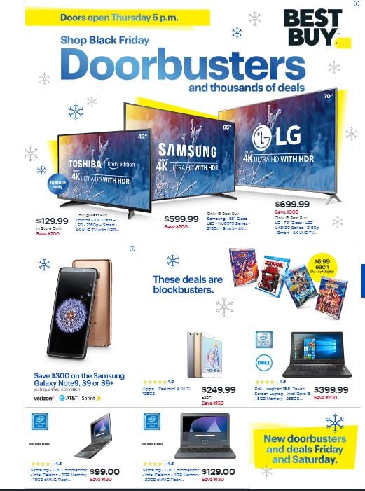 Black Friday Ad Sneak Peak for the BIGGEST STORES are HERE!! SEE IT TODAY!