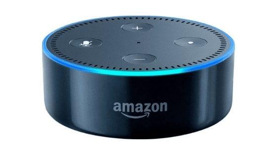 Amazin Echo Dot Smart Speaker with Alexa for ONLY $19.99 (Reg. $39.99)