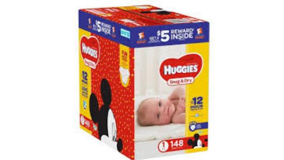 RUN!!! Huggies Snug & Dry Diapers BOX for $12.74 at Target! Printable/Digital Deal! GO! GO! GO!
