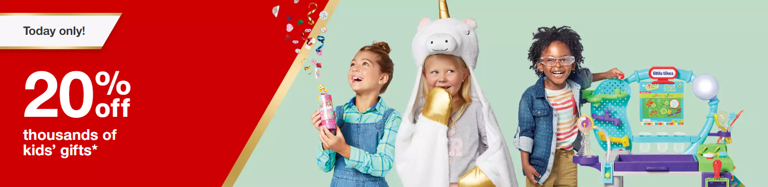 INSANE Toy Deals, and Baby and Kids Clothing! Online Deals! TODAY ONLY!