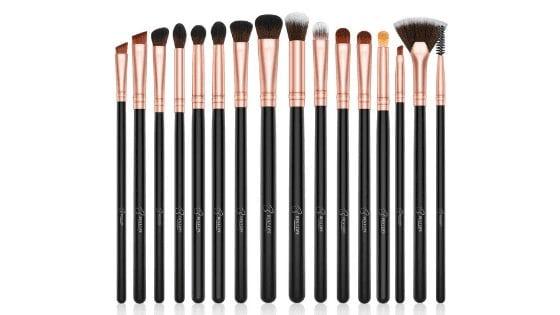 Bestope 16 Pc Eye Professional Makeup Brushes Set for $8.49 (Reg. $16.99)! 50% Savings!