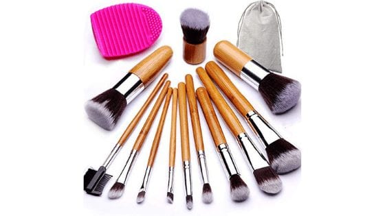 Beakey 14 Pc Makeup Brush Set for Only $9.34!! This is a STEAL!