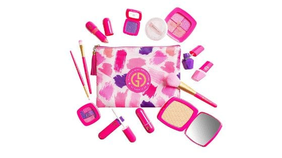 Make It Up, Glamour Girl Pretend Play Makeup Set for $23.99!!