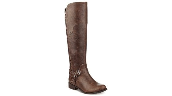 G by Guess Harson Tall Riding Roots of ONLY $44.50!!! HALF OFF!!